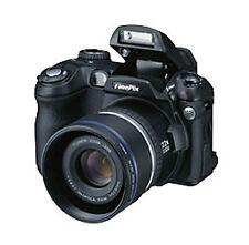 Fujifilm FinePix S Series 8-9.9MP Digital Cameras