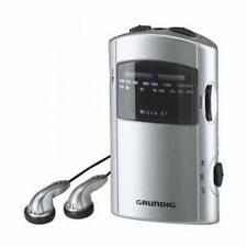 Tragbare Grundig Taschenradios