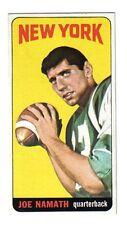 Topps Joe Namath Original Single Football Trading Cards