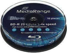 2-5 10 Blu-ray BD-R Computer-Leermedien