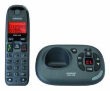 Audioline Großtastentelefon Schnurlose Telefone