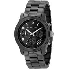 Graue lässige Armbanduhren für Damen