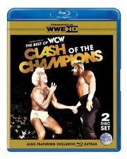Box Set Wrestling DVDs & Blu-rays