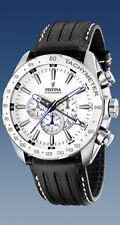 Festina 100 m (10 ATM) Sportliche Armbanduhren mit Datumsanzeige