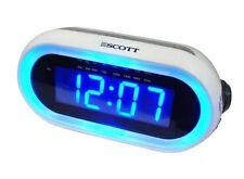 Wecker mit 24-Stunden-Anzeigeformat