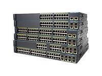Cisco Netzwerk-Switches mit 1000 Mbit/s (1 Gbit/s) für Firmennetzwerke