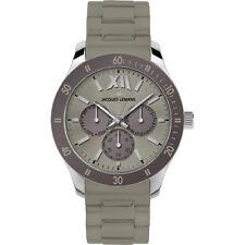 Jacques Lemans Unisex Armbanduhren mit Chronograph