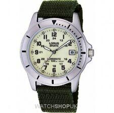 Analoge Lorus Armbanduhren für Herren