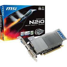 MSI Grafik- & Videokarten mit GDDR 3-Speicher und 1GB Speichergröße