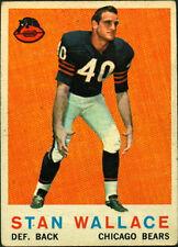 Rookie Chicago Bears Original Single Football Trading Cards