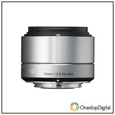 Sigma Fixed/Prime Micro Four Thirds Camera Lenses