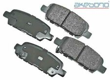 Akebono ACT905 Rear Ceramic Brake Pads