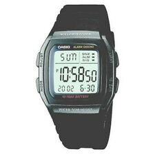 Resin Band Men's Sport Square Wristwatches