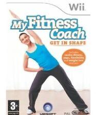 Fitness & Health Nintendo Wii Ubisoft Video Games