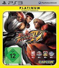 Kampf-Videospiele für die Sony PlayStation 3 mit USK ab 12