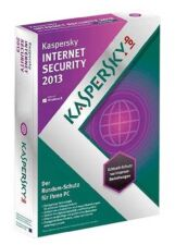 Web & Desktop Publishing als CD-Softwares Kaspersky
