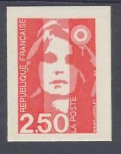 STAMP / TIMBRE FRANCE NEUF N° 2720 ** MARIANNE DU BICENTENAIRE / DE CARNET