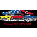 Williams 55-57 Chevy Parts
