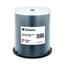 Verbatim Blank 700 MB Storage Capacity Blu-ray Discs