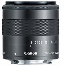Canon EOS Auto & Manual Focus DSLR Camera Lenses