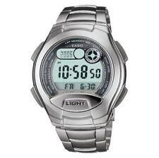 Digitale Casio Quarz-Armbanduhren (Batterie)