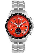 Sportliche Jacques Lemans Armbanduhren aus Edelstahl für Herren