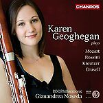 Chandos Concerto Music CDs