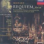 Decca Requiem Classical Music CDs