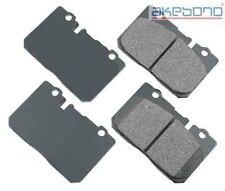 Akebono ACT665 Front Ceramic Brake Pads