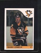 Rookie Mario Lemieux Ungraded Hockey Trading Cards