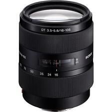 Sony Kamera-Objektive mit Autofokus & manuellem Fokus und Zoomobjektiv