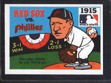Fleer Boston Red Sox Original Single Baseball Cards