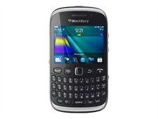 Téléphones mobiles noirs avec écran couleur quadri-bande