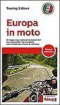 Letteratura di viaggio e guide turistiche, in Europa