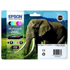 Mehrfarbige Epson Tintenpatronen für Tintenstrahl-Drucker