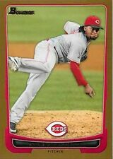 Bowman Serial Numbered Original Baseball Cards Johnny Cueto
