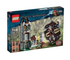 Pirates of the Caribbean Box LEGO Complete Sets & Packs