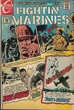 Ungraded Bronze Age War Comics