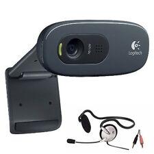 Logitech Computer Webcams Logitech C270