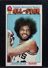 Topps San Antonio Spurs Original Single Basketball Cards