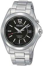 Elegante Seiko Armbanduhren mit Datumsanzeige