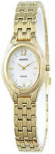 Seiko Gold Plated Case Women's Wristwatches