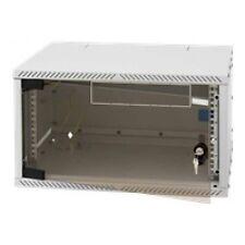 Rack-Kapazität 6U Rackmontage-Schränke & -Rahmen 19 Zoll Größe Firmennetzwerke
