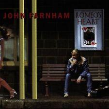 JOHN FARNHAM Romeo's Heart CD BRAND NEW