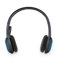 Geschlossene/ohraufliegende Logitech Computer-Headsets