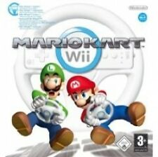 Mario Kart Video Games for Nintendo Wii