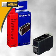 Schwarze Originale Drucker-Tintenpatronen mit Tintenstrahl für Canon