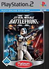Online spielbare PC - & Videospiele mit Regionalcode PAL Star Wars-Battlefront