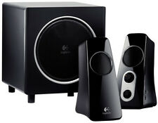 Netzbetriebene kabelgebundene Computer-Lautsprecher