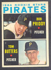 Topps Rookie Pittsburgh Pirates Original Baseball Cards